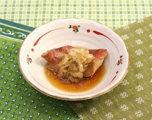 赤魚の中華煮181011B