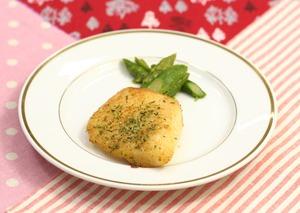 魚のムニエルレモンバターソース171227