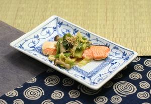 鮭のちゃんちゃん焼1712011