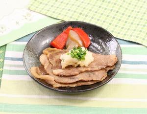 豚肉の和風ステーキ171215