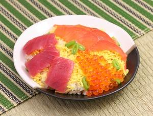 ちらし寿司140408