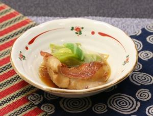 赤魚の中華煮170321