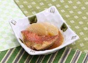 赤魚の中華煮161121
