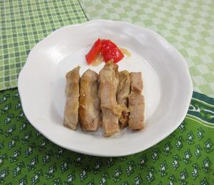 鶏肉の照り焼き030402B
