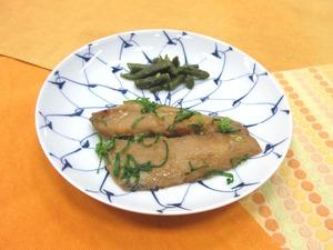あじの香味焼200719