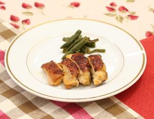 鶏肉のごま風味焼170311