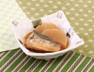 鯖の生姜煮170312