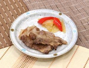 豚肉の生姜焼180723