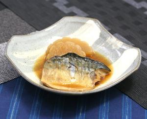 さばの生姜煮170505