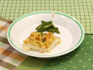 魚のチーズ風味170515