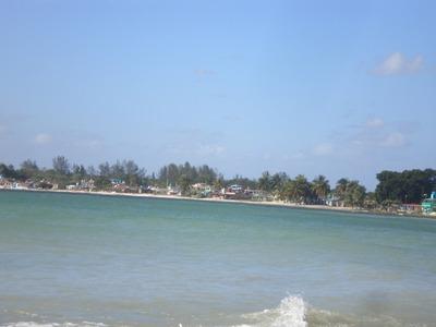 プラヤラルガの旅:海1