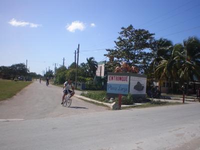 プラヤラルガの旅:町の外観1