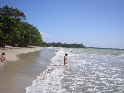プラヤラルガの旅:海2