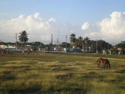 プラヤラルガの旅:町の外観3