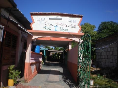 プラヤラルガの旅:casa-1