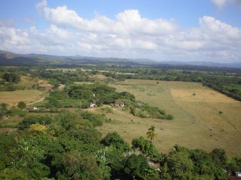 ロス・インヘニオス渓谷_塔からの景色2