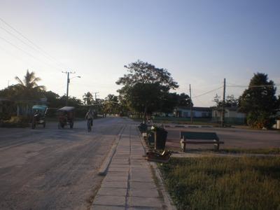 プラヤラルガの旅:町の外観2