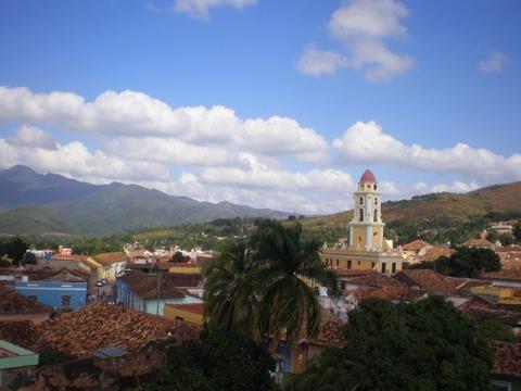 トリニダー_歴史博物館からの眺望
