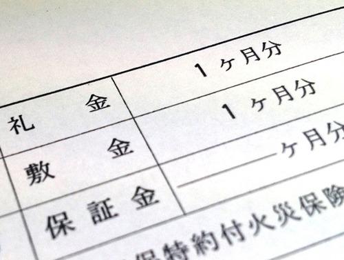 敷金礼金保証人勤め先年収…日本の賃貸契約ってめんどくさ杉だろ もっと簡単にしろ