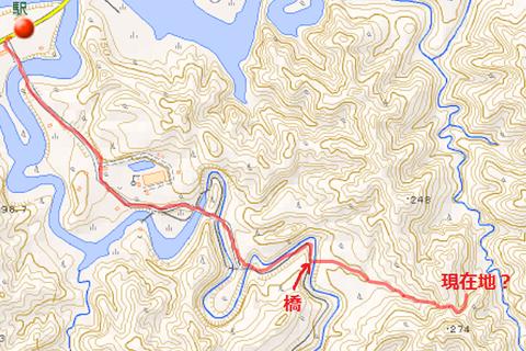 小坪井地図4