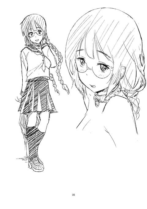 漫画キャラクターデザインのコピー_035