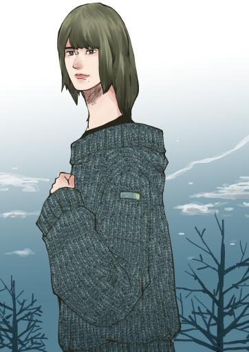 遠ざかる冬