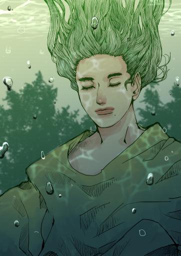 空に溺れる