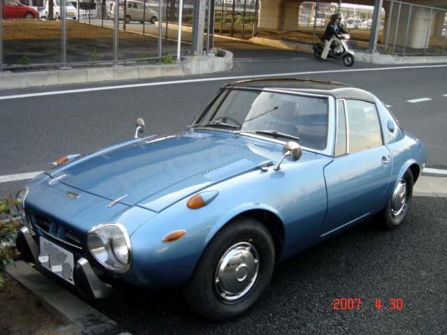 トヨタ・スポーツ800の画像 p1_25