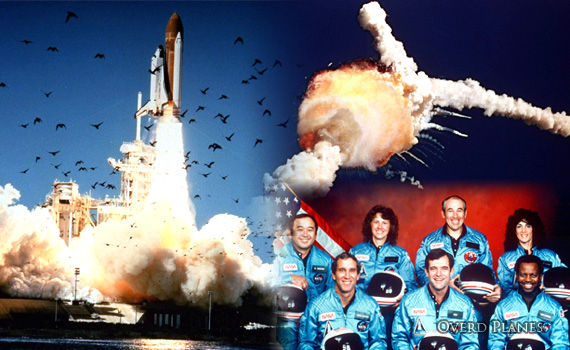 Space-Shuttle-Challenger-disaster