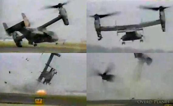 V-22 crash