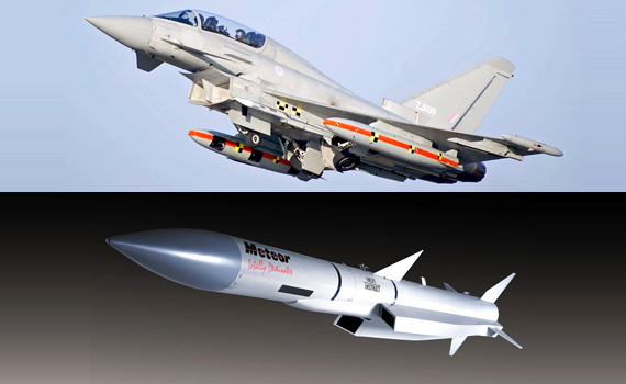 meteor-missile-test