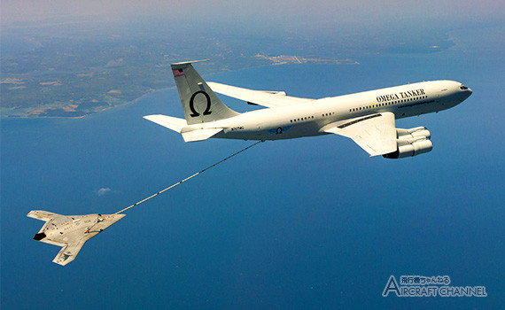 X-47B-Completes-First-Autonomous-Aerial-Refueling