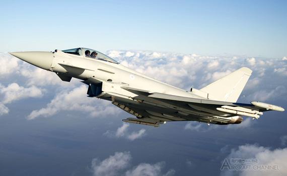 Eurofighter-Typhoon-Tranche-3