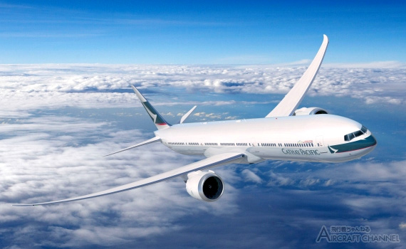 Cathay-Pacific-order-777-9X