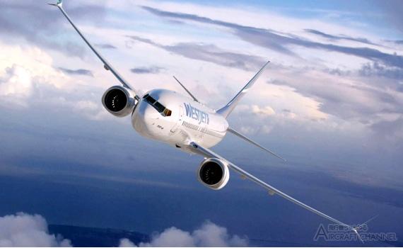 Boeing WestJet-737-MAX