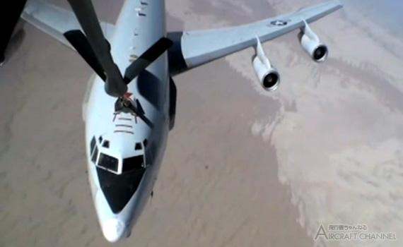 E-3-Sentry-(AWACS)-Aerial-R