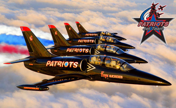 patriotsjetteam
