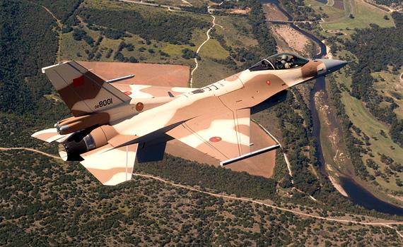 MoroccoF-16