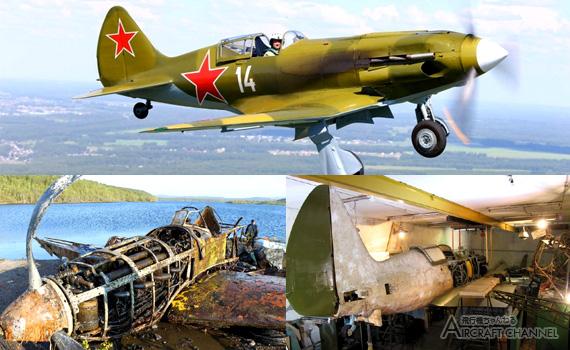 MiG-3_Restoration