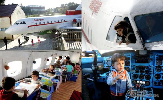 Aeroplane_Kindergarten