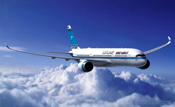 Kuwait-Airways-firms-up-commitment-for-25-Airbus-aircraft
