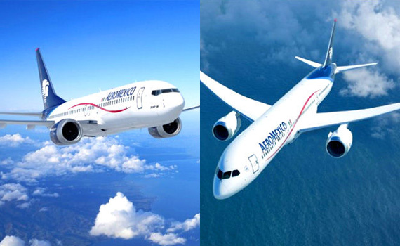 Aeromexico737&787