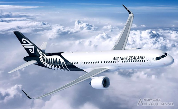 Air-New-Zealand-selects-A320neo