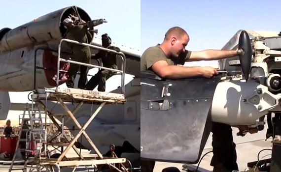 MV-22-Osprey-Maintenance