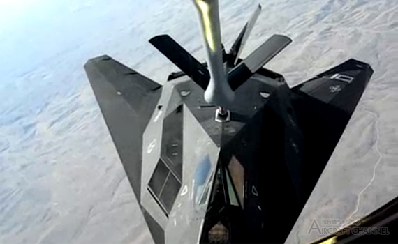 Air-Force-F-117-Air-Refuel