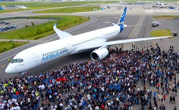 A350XWB_rollout
