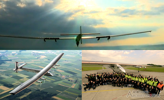 Solar-Impulse-first-flight
