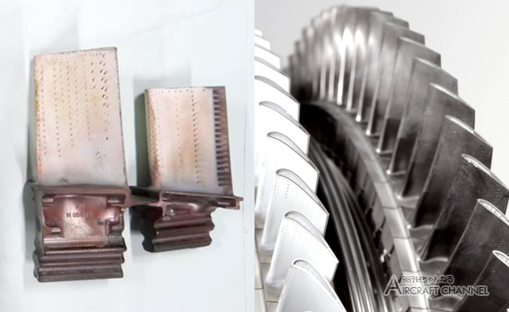 Turbine-blade
