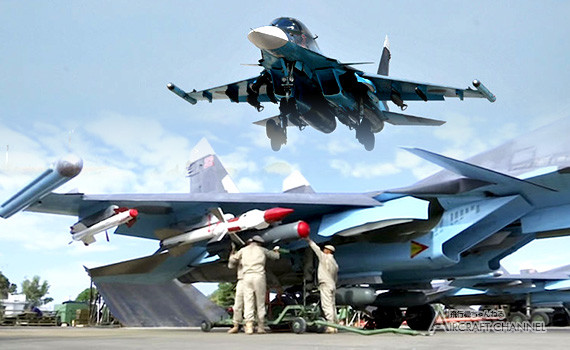 su-34-syria-air-to-air-missile