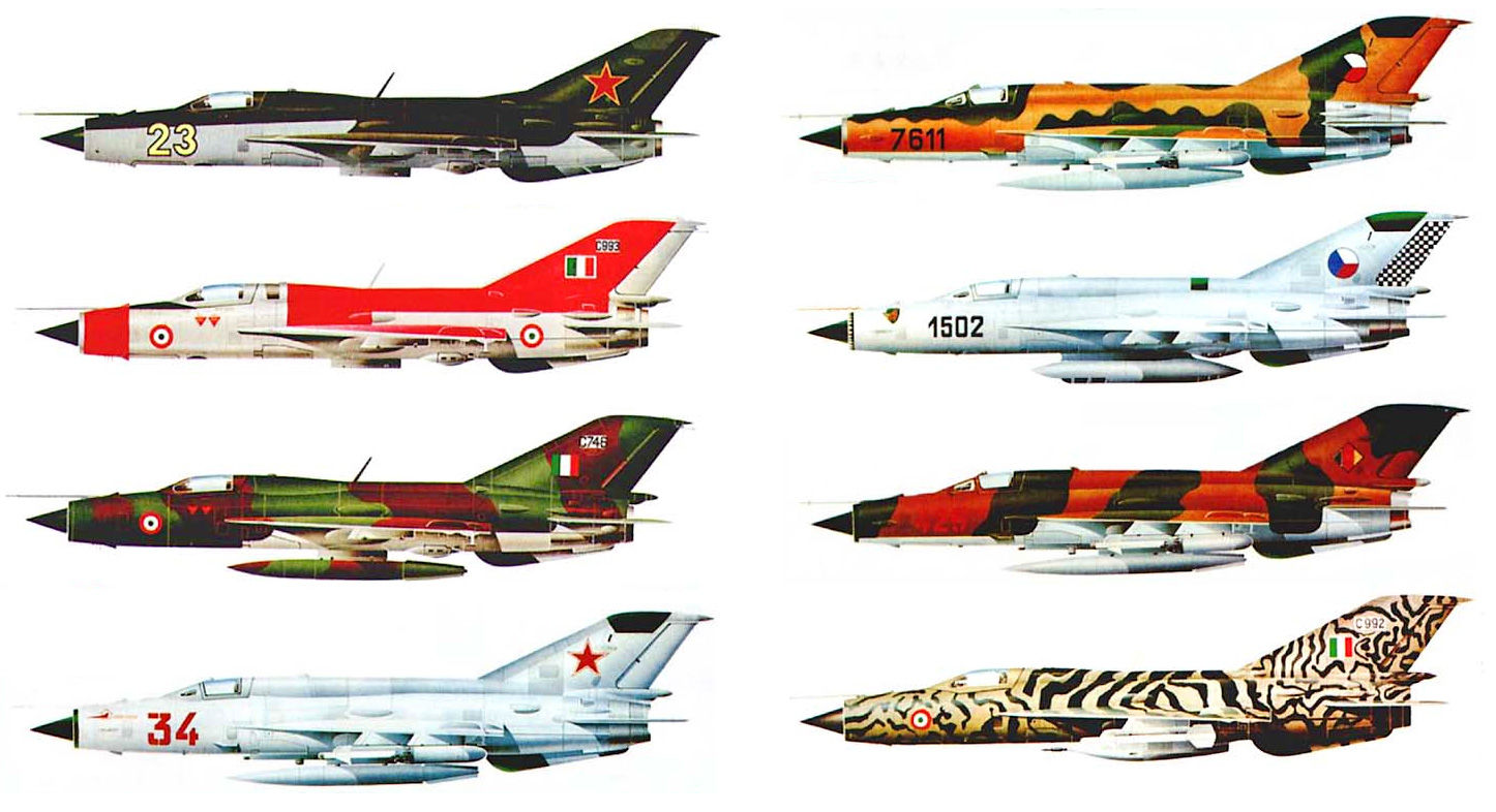 MiG 21 (航空機)の画像 p1_30
